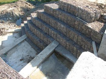 Romania - Reinforced Soil Retaining Wall